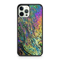 Extravagant Colourful Luscious Oil Spill Colours Pattern Camo Phone Case Cover