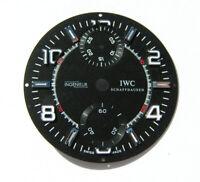 IWC ZIFFERBLATT INGENIEUR CHRONO AMG FOR MERCEDES IW 372504 IW 372503 I022