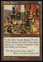 MTG: Snake Basket -Visions - Magic Card