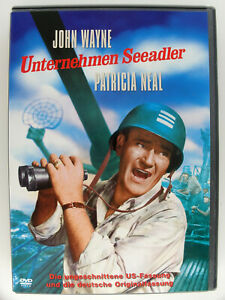 Unternehmen Seeadler - 2. Weltkrieg, U-Boot, Pazifik - John Wayne, Patricia Neal