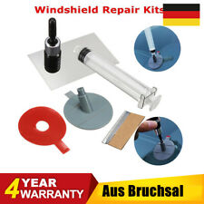 Windschutzscheiben Reparatur Set Diy Reparaturkit Steinschlag für Chip+Crack