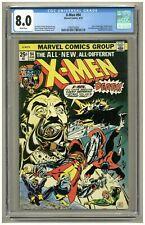 X-Men #94 - Marvel 1975 CGC 8.0 New X-Men begin! White pages!