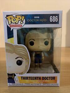 Thirteenth Doctor Who - Funko Pop Vinyl #686 *New