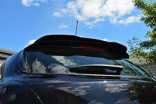 Carbon Dachspoiler Ansatz Heckspoiler für Opel Astra H OPC Spoiler Dach Kanten