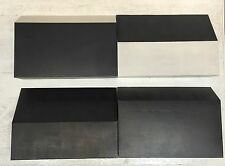 Bürkle Bettina 1961; Box Black White 1998; 4 Parts Constructivism A. Top samml.