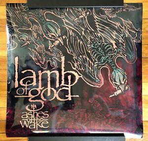 Lamb Of God Ashes of the Wake RARE original light box poster 2004