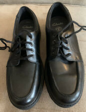 Clarks Senior Boys School Shoes Size 7F
