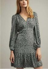 Witchery Leopard Print Dress, Sz 8, Perfect Condition