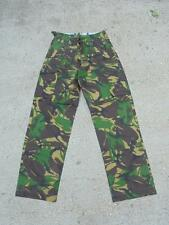 NEW British Military Army Woodland DPM ARCTIC Cotton Camo Windproof Trousers