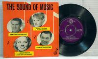 The sound of music - 1961 vinyl 45 RPM EP record Pye NEP 24138