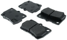 Disc Brake Pad Set Rear Centric 105.11130