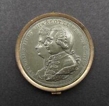 More details for 1809 george iii golden jubilee 38mm medal