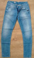 G-Star Raw Originals Womens Jeans Denim Slim Fit  W28 L32 New