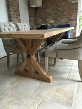 dining table, 200 year old reclaimed wood, solid handmade