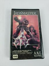 Ironmaster VHS Clamshell Case.  Tested