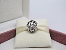 New w/ Box Pandora Loving Sentiments Hearts Openwork Charm 791980 Love Heart