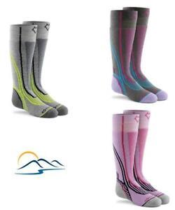 Best Youth SnowPass #5117 Fox River Mills Over the Calf Warm Wool Ski Socks