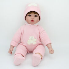 XMAS GIFT REALISTIC COLLECTIBLE NEWBORN REBORN BABY GIRL DOLL UK ARTIST KID TOY