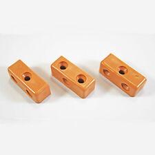 100 MODESTY MOD BLOCKS BEECH FURNITURE KITCHEN CUPBOARD FIXING JOINT CONNECTOR