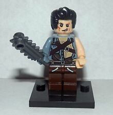 Ash Evil Dead Minifigure Army of Darkness  movie comic toy figure game Horror