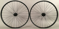 "WTB KOM i29 27.5"" 650b Mountain Bike Wheelset DT 370 Hubs BOOST SPACING Shimano"
