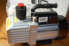 2-Stage Rotary Vane Deep Vacuum Pump 11.5CFM HVAC Epoxy Resin Bagging Infusion