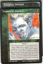 Vampiric Disease x2 TAE Jyhad Lot A VTES