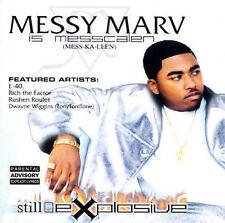 Messy Marv is Messcalen - Still Explosive [New CD] Explicit
