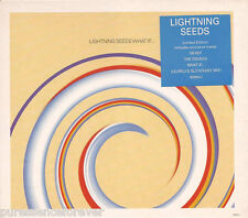 LIGHTNING SEEDS - What If... (UK Ltd Ed 4 Trk CD Single Pt 2)