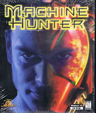 Machine Hunter - PC Big Box - NEW - 12495