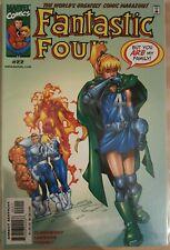 Fantastic Four #22 Heroes Return Marvel Comics