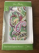 VERA BRADLEY Slide Frame Case for iPhone 5 Tutti Frutti Pattern