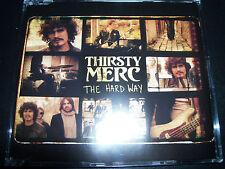 Thirsty Merc The Hard Australian CD Single - Like New