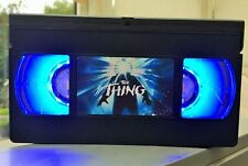 The Thing Retro VHS Night Light, Desk Lamp, Bedroom Lamp, Kids, Gift, Horror