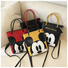 Mickey Ladies Cross Body Women Handbag Shoulder Bags Small Square Diagonal Bag