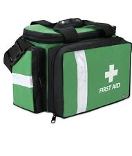 first aid Pursuit Pro Response Bag Large Size Bag Green First Aid Logo EMPTY