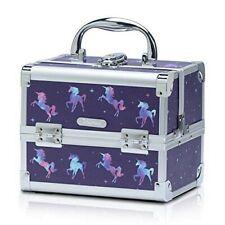Box Jewelry Organizer Storage with Mirror Unicorn Joligrace Makeup for Girls