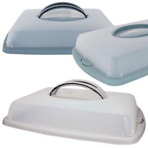 Kuchen Behälter Tortenhaube Kuchenhaube Tortenbehälter Kuchencontainer Box CT