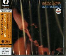 QUINCY JONES-THE QUINTESSENCE-JAPAN UHQCD Ltd/Ed G35