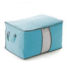 Foldable Home Closet Storage Bag Organizer Box Anti-bacterial Clothes Quilt