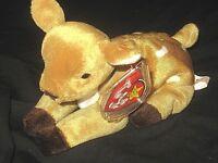 Ty Beanie Baby Whisper P E pellets 1998 1997 Errors