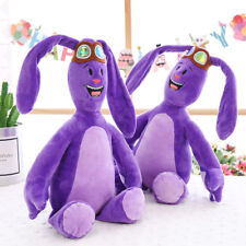 New Kate and Mim Mim Plush Toy Purple Rabbit Stuffed Animal Gift 45Cm