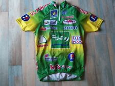 MAILLOT CYCLISTE SPEED LM VC PONTIVY TAILLE XS/1 TBE