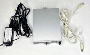 Panasonic AJ-PCD20 P2 Portable Drive / Reader 5 Slot Capability, FW800, USB 2.0