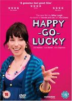 Felice Go Lucky DVD Nuovo DVD (MP834D)