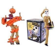 Disney Nightmare Before Christmas Jack Figure Figurine Party Tree Ornament 2pcs
