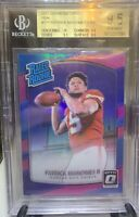 *Chase Pack* ** *READ*** Patrick Mahomes Pink Optic BGS 9.5 Main Chaser!