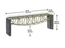 Plus 67027 échelle H0,Pont à arc inversé,36 cm long # Neuf Emballage d'ORIGINE #