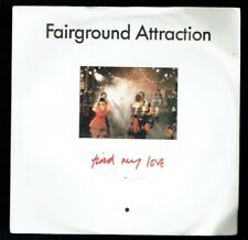 FAIRGROUND ATTRACTION FIND MY LOVE PS 45 1988