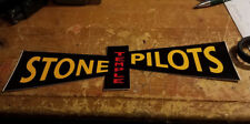 Stone Temple Pilots Bumper Sticker Collectible Vintage 1990'S Window Decal Stp